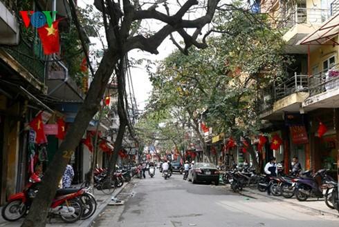 ハノイ旧市街のハンバック通り - ảnh 1