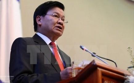ラオス首相 ベトナムを公式訪問 - ảnh 1
