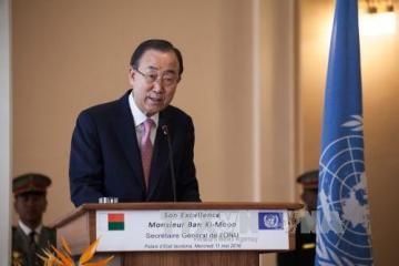 国連事務総長、家族の役割向上を呼び掛ける - ảnh 1