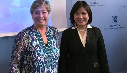 ベトナムとノルウェー、協力を強化 - ảnh 1