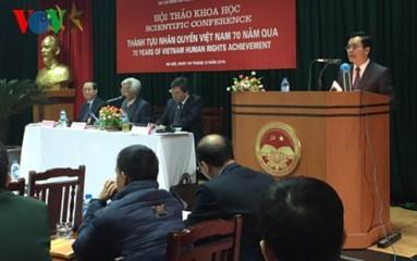 常に国民の合法的な自由権を尊重、保護しているベトナム - ảnh 1