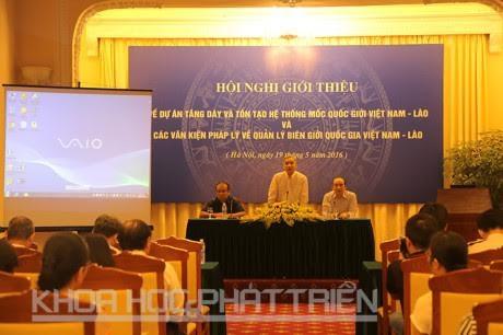 ベトナムとラオス、国境管理で協力を強化 - ảnh 1