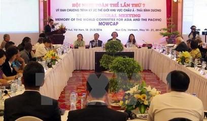 ベトナムの遺産、MOWCAPの記憶遺産に登録 - ảnh 1