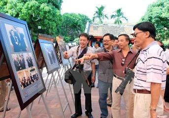 オバマ大統領訪越を前に、「越・米友好文化の架け橋」の集い - ảnh 1