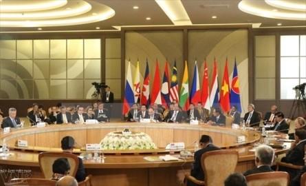 フック首相、ASEAN・ロシア首脳会議に出席 - ảnh 1