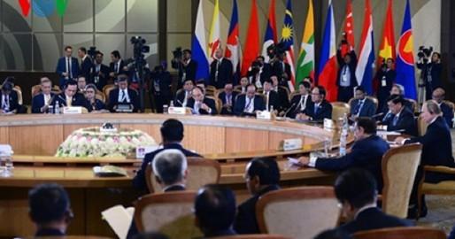 ロシア・ASEAN首脳会議、閉幕 - ảnh 1