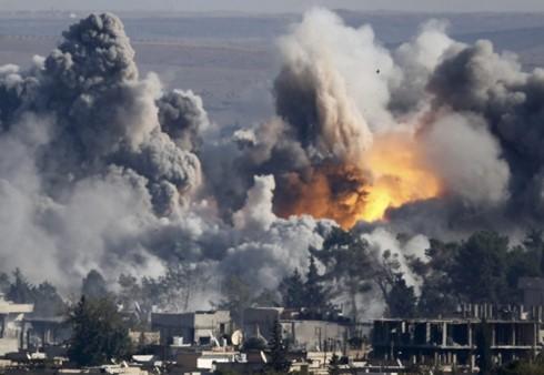 米国、ロシアとのシリア空爆合同作戦を拒否 - ảnh 1