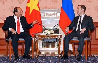 ベトナム、ロシアとの全面的・戦略的パートナーシップを重視 - ảnh 1