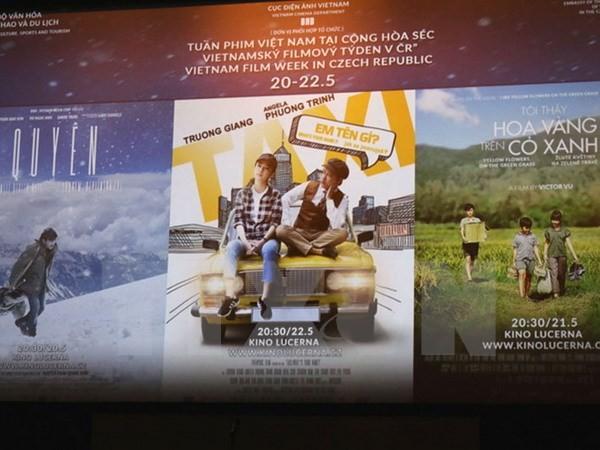 チェコでの初のベトナム映画祭始まる - ảnh 1