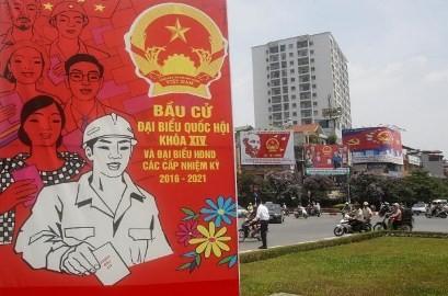 各国のマスメディアもベトナムの総選挙を伝える - ảnh 1