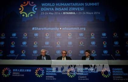 世界人道サミット きょう トルコで開幕 - ảnh 1