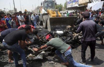 イラク IS支配のファルージャ奪還作戦を開始 - ảnh 1