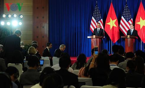 米の対ベトナム武器禁輸完全解除 関係の完全正常化を - ảnh 1