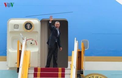 米大統領、ベトナム訪問を終える - ảnh 1