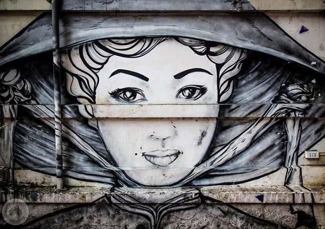 ベトナムのストリート・アート - ảnh 1