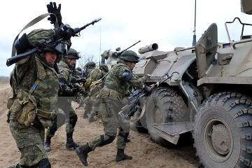 ロシア軍が新拠点の設置検討 千島列島に調査団 - ảnh 1