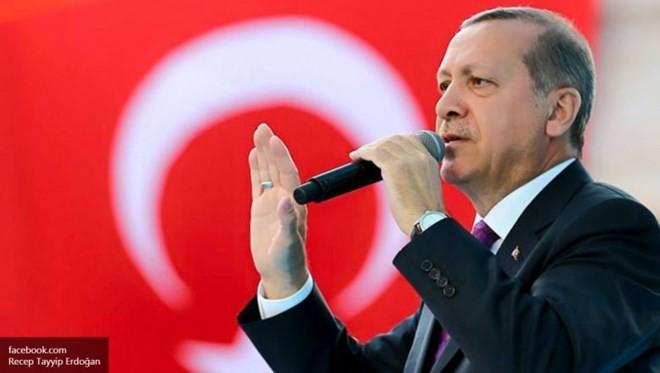 「あってはならない」=クルド支援の米軍批判-トルコ大統領 - ảnh 1