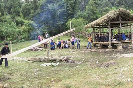 ハニー族の「ク・ザ・ザ」祭りとは - ảnh 3