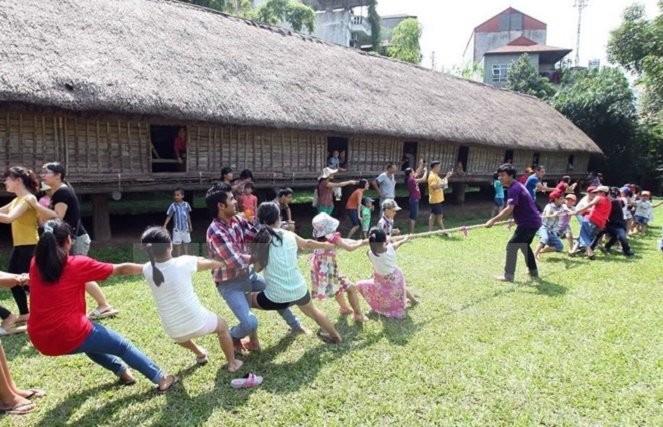 ハノイで国際子どもデーに応える活動が活発 - ảnh 1