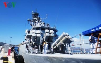 インド海軍艦艇、ベトナムを友好公式訪問 - ảnh 2