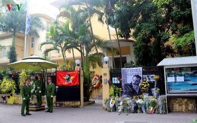 フィデル前議長は、永遠にベトナム国民の心に存在する - ảnh 1