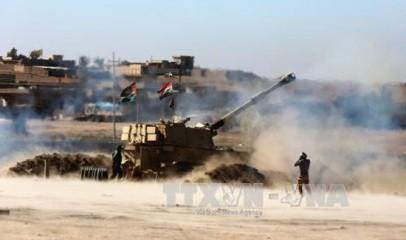 イラク軍兵士らの死者数、11月は2000人近く - ảnh 1