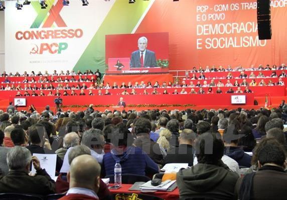 ベトナム ポルトガル共産党の第20回大会に出席 - ảnh 1