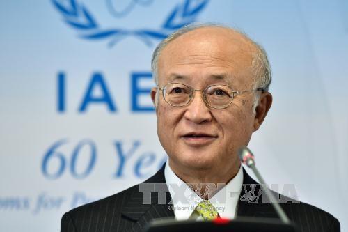 「核テロはどこでも起こり得る」 天野IAEA事務局長が警鐘 - ảnh 1