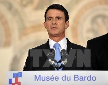 仏 バルス首相 大統領選に立候補へ - ảnh 1