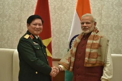 インド、ベトナムとの国防協力推進を重視する - ảnh 1