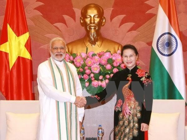 ベトナムとインドとの関係 - ảnh 2
