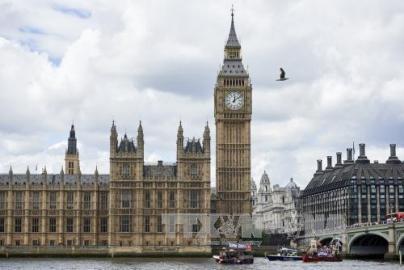3月末までの離脱通知同意、英下院、政府の方針説明条件に - ảnh 1