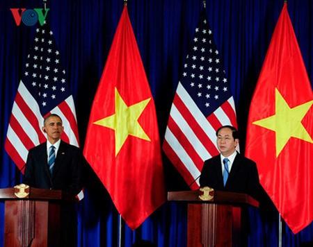 2016年におけるベトナムの外交 - ảnh 1