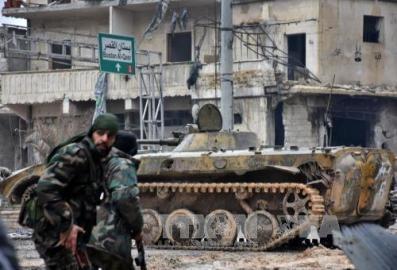 露、シリア反体制派の撤退と停戦望む - ảnh 1
