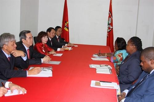 ベトナム・モザンビーク 経済協力を強化 - ảnh 1