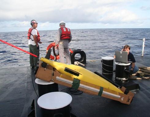 中国艦船、米海軍の無人潜水機奪う 国防総省が返還要求 - ảnh 1