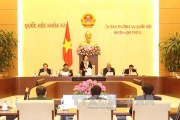 第5回国会常務委員会会議、始まる - ảnh 1