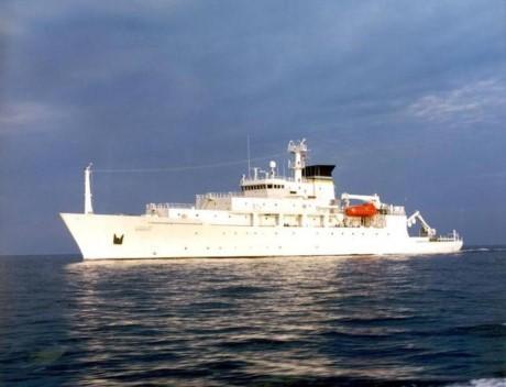 無人潜水機 中国から返還されるも米は強く非難 - ảnh 1