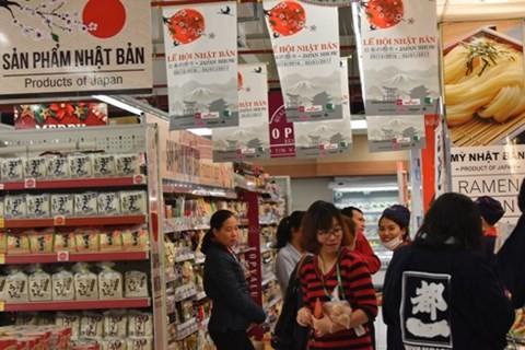 スーパーで日本の商品祭り - ảnh 1