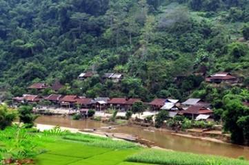 ホームスティ業を営むバックカン省パックゴイ村 - ảnh 1