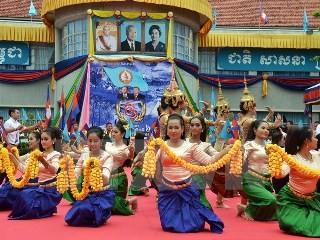 ASEAN・中国対話関係を祝う文芸公演 - ảnh 1