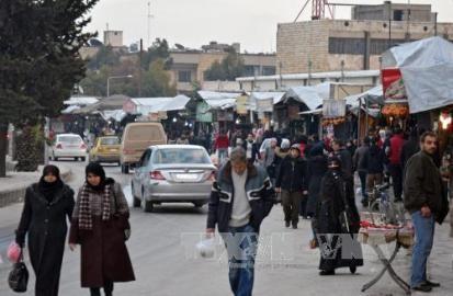 シリア内戦の停戦発効 - ảnh 1