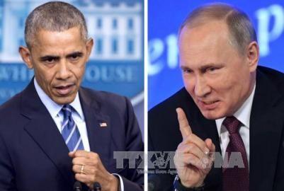 米大統領選干渉でロシア制裁へ 外交措置も、メディア報道 - ảnh 1