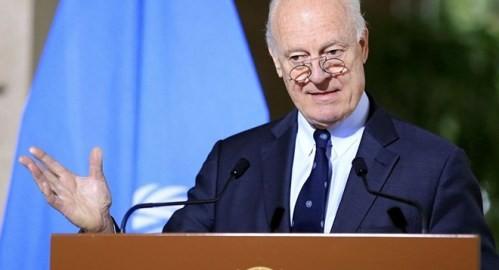 シリア和平協議20日に延期 - ảnh 1