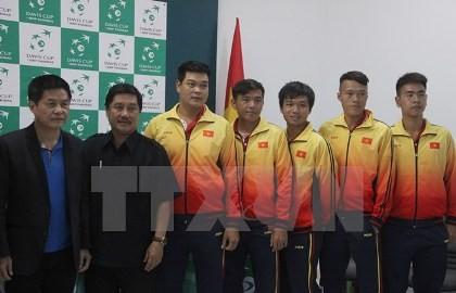 テニス・デビス杯2017、ベトナムと香港の対戦 - ảnh 1