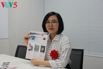 ベトナム人作家、第10回日本国際漫画賞で優秀賞を - ảnh 2