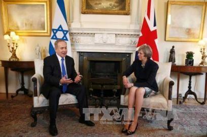 対イラン、英も制裁を…イスラエル首相が要請 - ảnh 1
