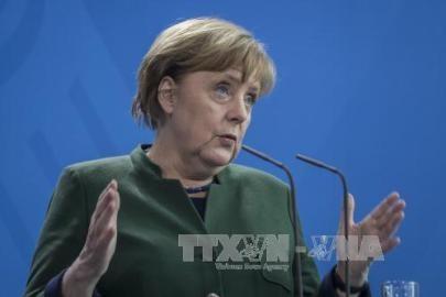 EU、対米FTA交渉に進展なければ他の交渉加速すべき=独首相 - ảnh 1