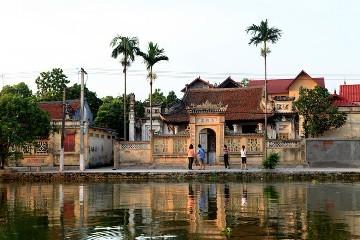 ベトナム北部の村の特徴 - ảnh 4