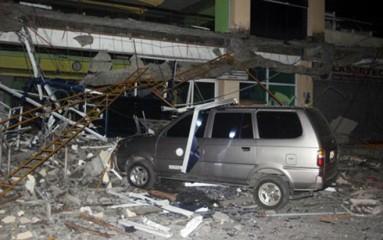 フィリピンでM6.5の地震、4人死亡 - ảnh 1